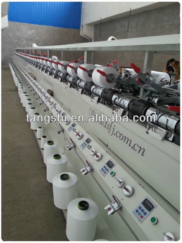 TS008S Soft yarn winding machine