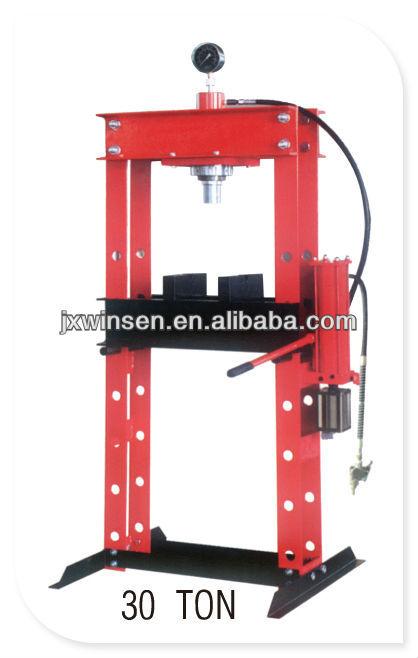 Shop Press With W/Air /Hydraulic Pump(CE)