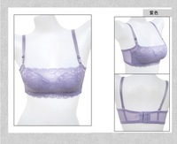 Бюстгальтер HOT Anti-emptied of essential oils Hydration Bra lingerie lace bras underwear X048