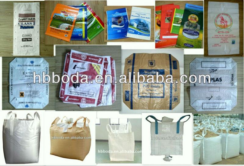 pp woven jumbo bag manufacturers