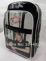 Рюкзак 2011 new Justin Bieber satchel shoulder bag casual bag student backpack Christmas gifts