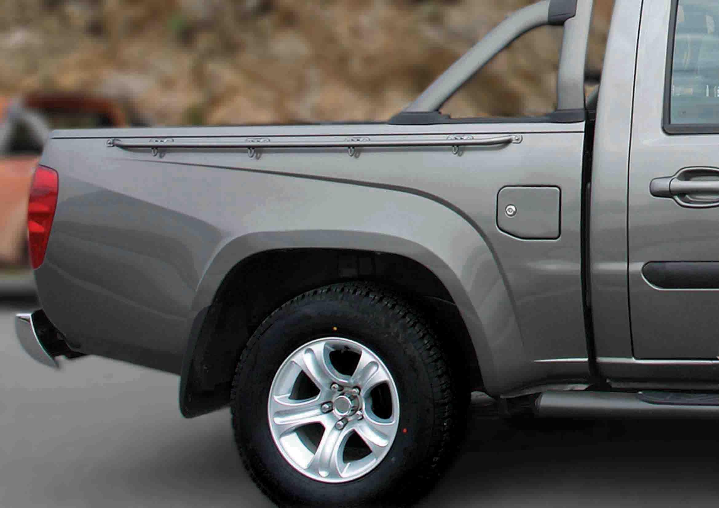 PLUTUS pickup truck
