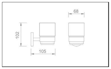 무료 배송 ss304 t2.006mp 유리 텀블러 홀더-에서 무료 배송 ss304 ...