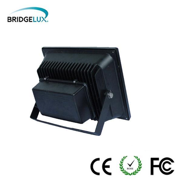 Bridgelux High Power Industrial IP65 Waterproof Aluminum CE ROHS LVD FCC UL LED Flood Light