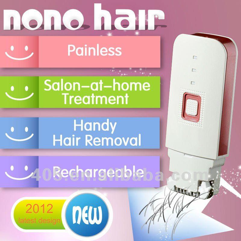 2013 Mini Handy Personal Body Hair Removal Machine no no