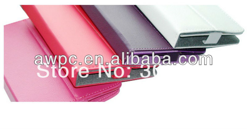 Hotsale leather case for tablet pc 7inch case cover for tablet mid