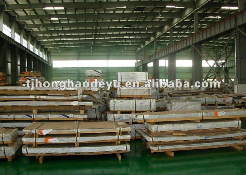 steel sheet hs code