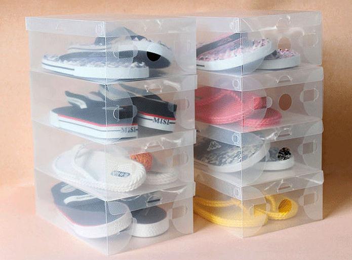 Organiza t cl set de una vez taringa - Cajas transparentes para zapatos ...