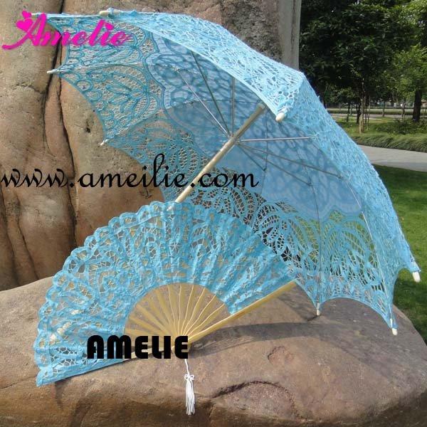 Белый зонтик своими руками
