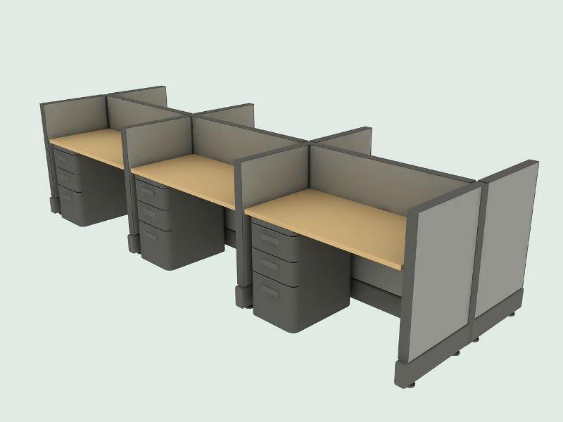 Office Cubicle Design Tool - Interior Design