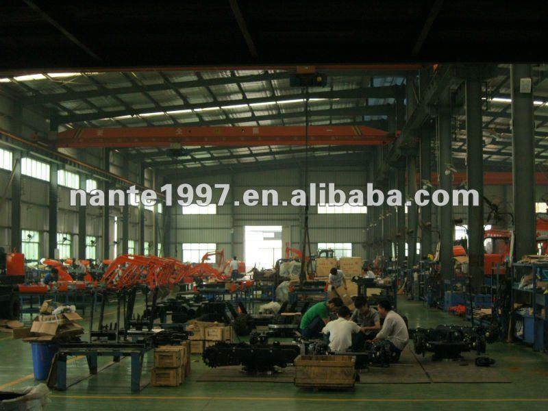 1.7t yanmar or kubota engine excavator