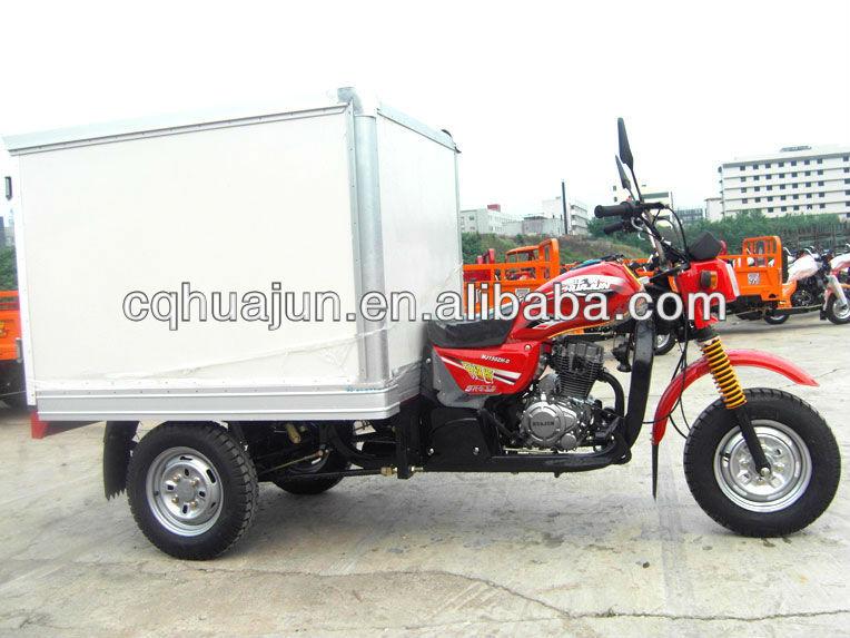 HUJU 175cc 3 wheel motorcycle moped/ kits