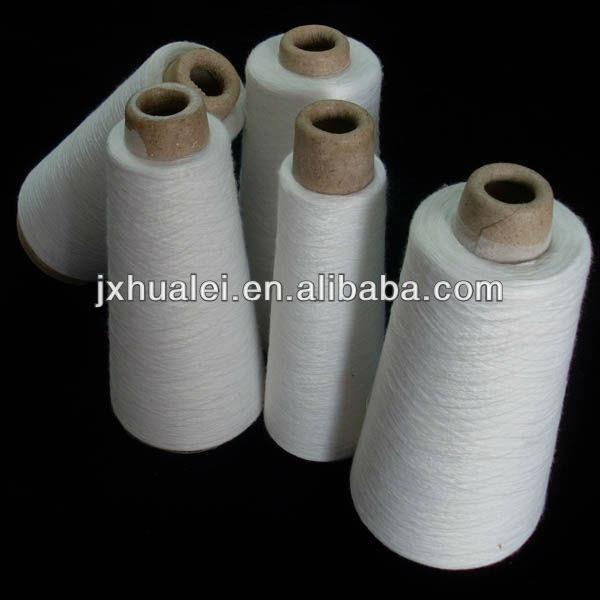 20s/1 counts yarn ring spun virgin india and china