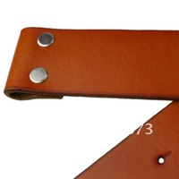 Мужской ремень 100% cow upper leather brown belt, waist belt