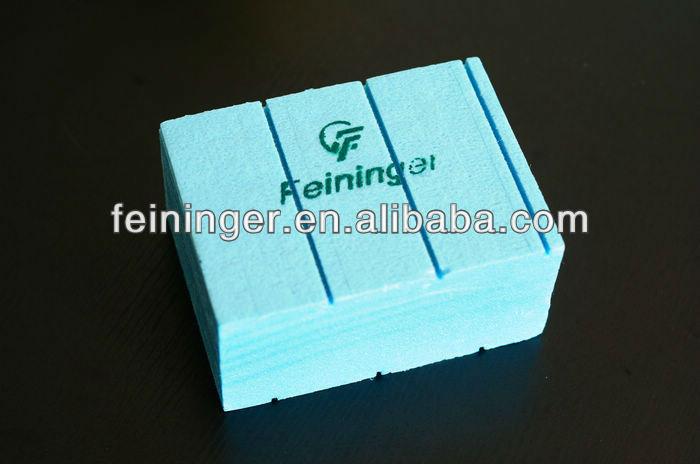 High Density Polystyrene Foam High Density Blue Color Foam