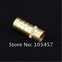 30pcs/лот 1/4 bspp мужчин-8 мм шланг Барб латунный адаптер стяжку непосредственно от производителя
