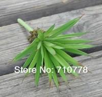 10шт мини-throatwort растения искусственные пластмассовые цветочные растения интерьера