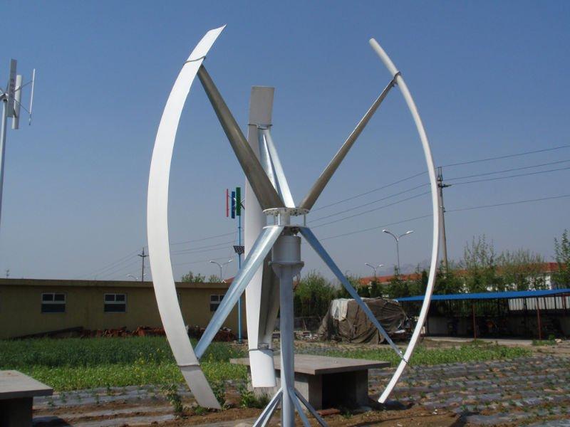 Wind Electricity 3kw Wind Turbine Wind Turbine Generator