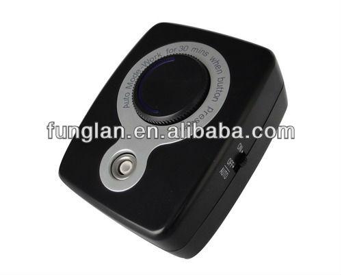 Certified Plug-in Ceramic Tube Adjustable toilet air purifier