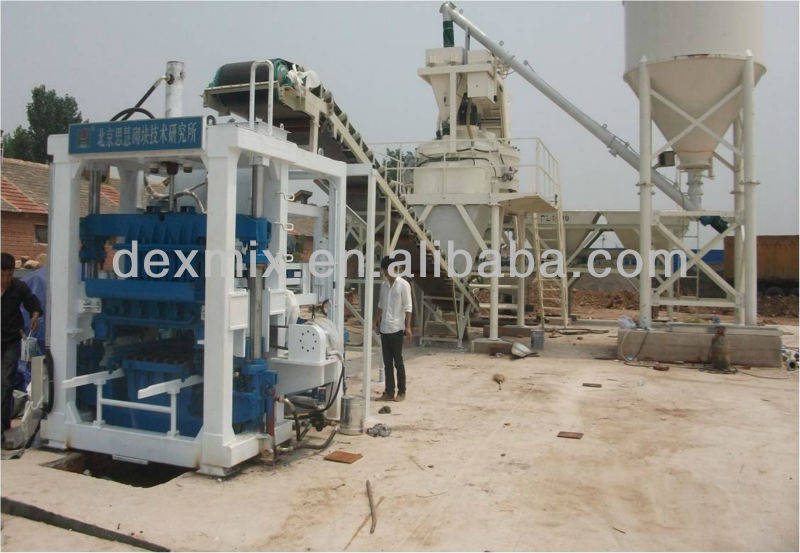 Professional MP3000 Planetary Concrete Mixer