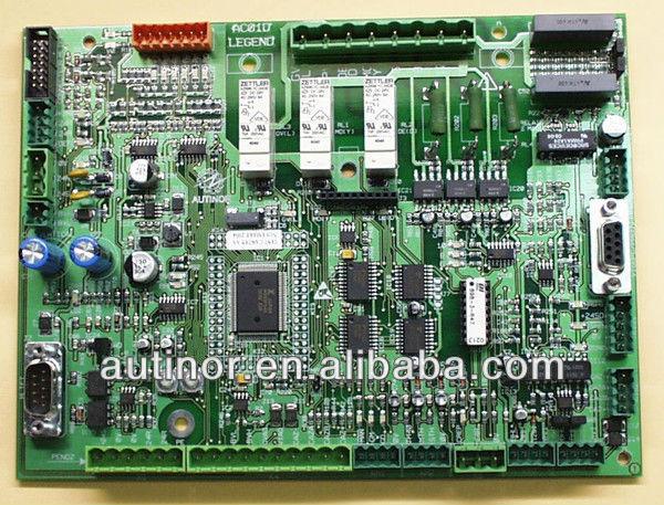 Комплексная шкаф управления деталей автомобиля, лифт электронных компонентов
