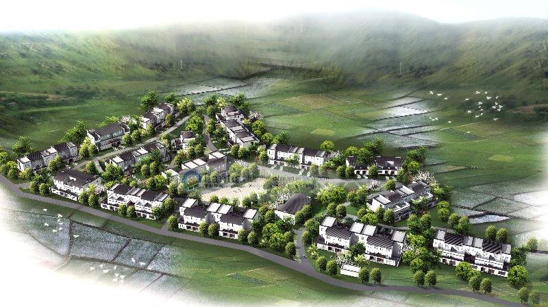 Chuanjiang village settlement