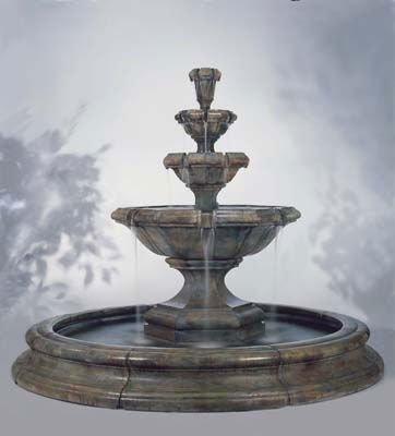 Fuente del jard n productos de piedra para jardines - Fuentes de marmol para jardin ...