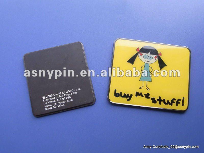 promotio<em></em>nal 3D pvc fridge magnet wholesale