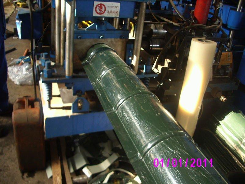 ELEGANT STEEL ROOFING TILE (FACTORY)