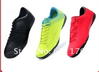 Free shipping Brand new Men's Soccer Footwear Firm Ground Soccer Shoes,football shoes