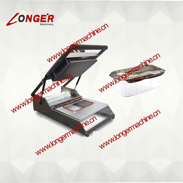 Tray sealing machine|Food Tray Sealer