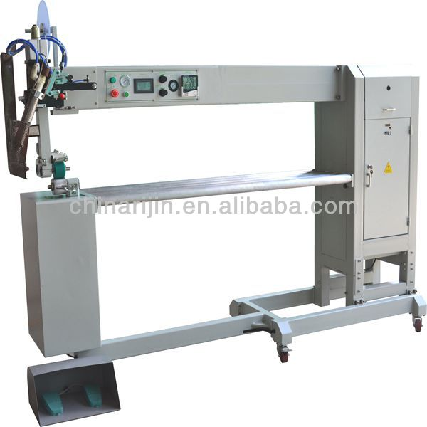 Rijin 220V 50HZ Hot Air Seam Sealing Machine for PVC&PU&TPU Material