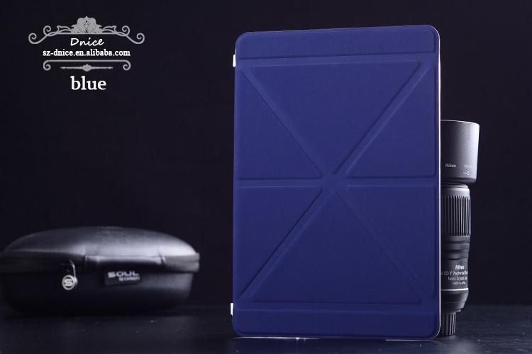 2014 new design Book style smart tablet Cover for ipad mini,case for ipad mini 2
