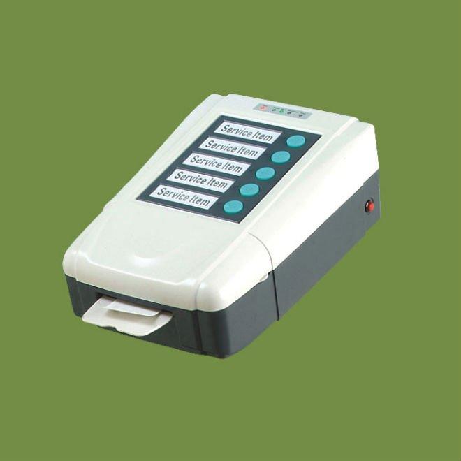 Automatic Ticket Dispenser ~ Press buttons queue ticket dispenser buy automatic