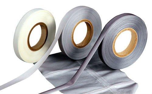 waterproof adhesive nylon webbing for garment(3-ply seam sealing tape)