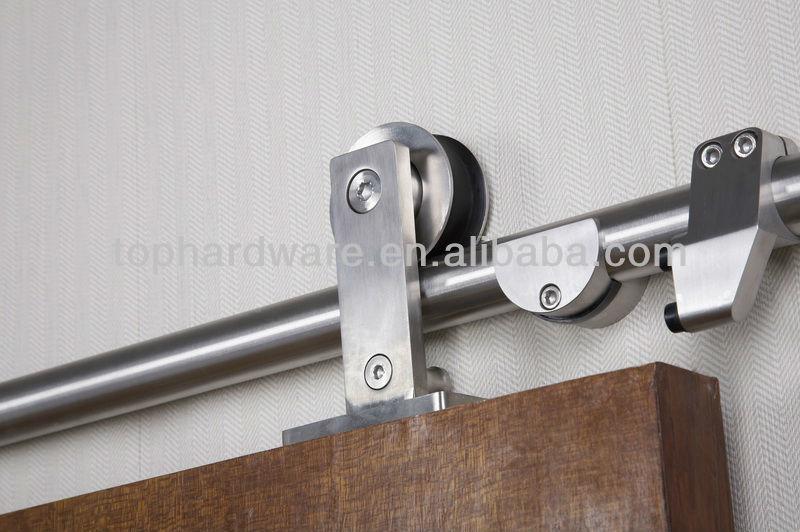 syst me de porte coulissante de porte en bois portes id de produit 629081407. Black Bedroom Furniture Sets. Home Design Ideas