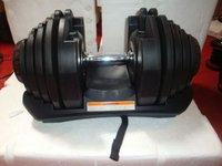 Bowflex 1090 Гантель 90 кг гантели Доставка плату для: Гонконг, Япония, Малайзия, Сингапур, Тайвань, Вьетнам скидка