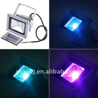 Прожектор Waterproof Remote Control 10W RGB LED Flood spot Light bulb lamp 900LM YC-Light12