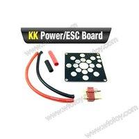 Power/ESC speed controller Board For KK MK MultiCopter Tricopter xcopter +4 H6 12900