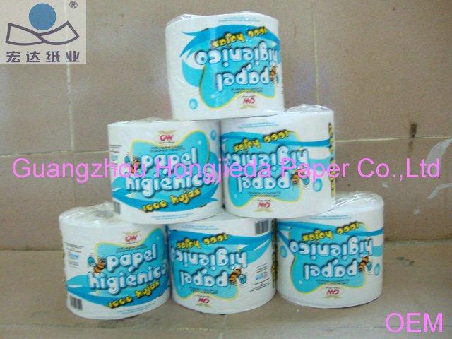 Papel higiênico papel