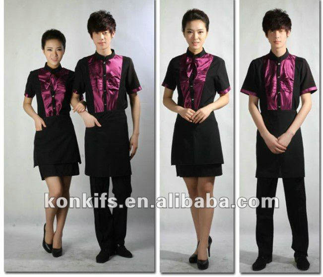 Fashion hotel uniforms 2013