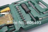 Набор инструментов 40pcs Mini Home Hardware Tool Set