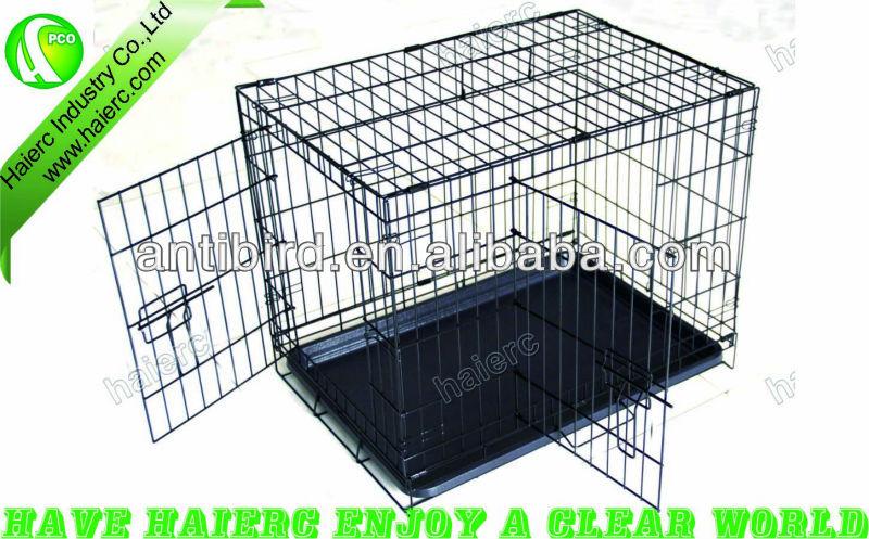 Factory Dog Kennel, Foldable Dog Cage, Metal Dog Crate DSA24