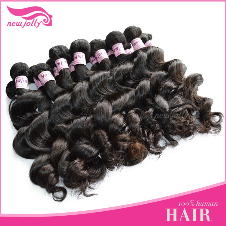 High quality Bangladeshi 100% human curl hair
