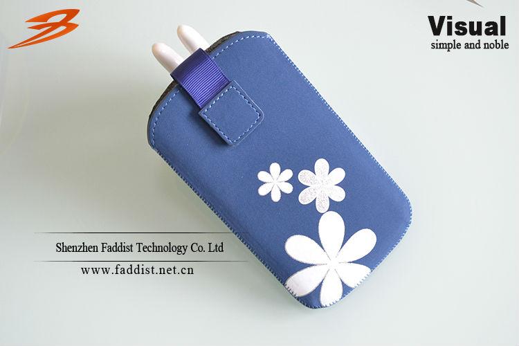 Unique Design Flip Cover Case for Samsung Galaxy s4 mini