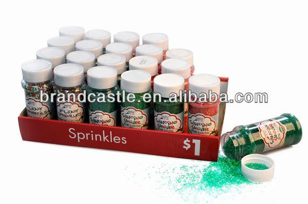 Halloween Sprinkle Mix and Sugar