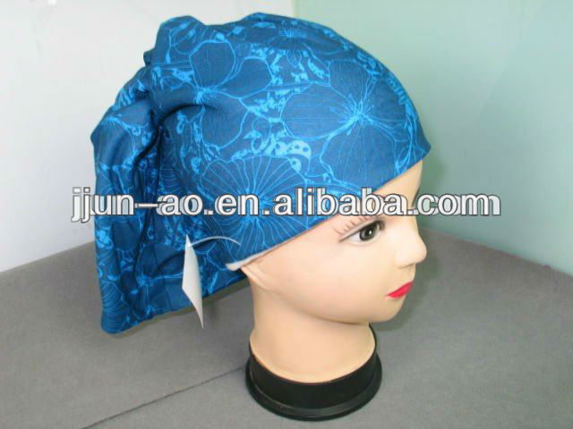 headband elastic bandana with polar fleece