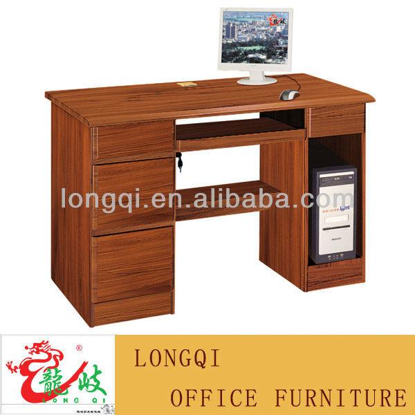 moderno escritorio de la computadora modelo de venta caliente-Mesa de