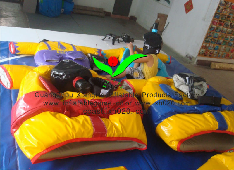2013 Hot sale commercial grade PVC Tarpaulin brand new SW143 adult sumo suits