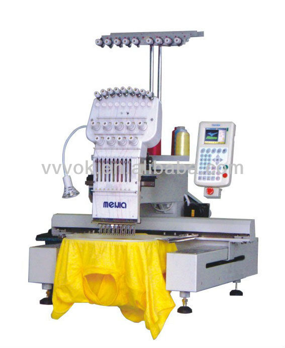 Single Head Embroidery Machines With Prices View Single